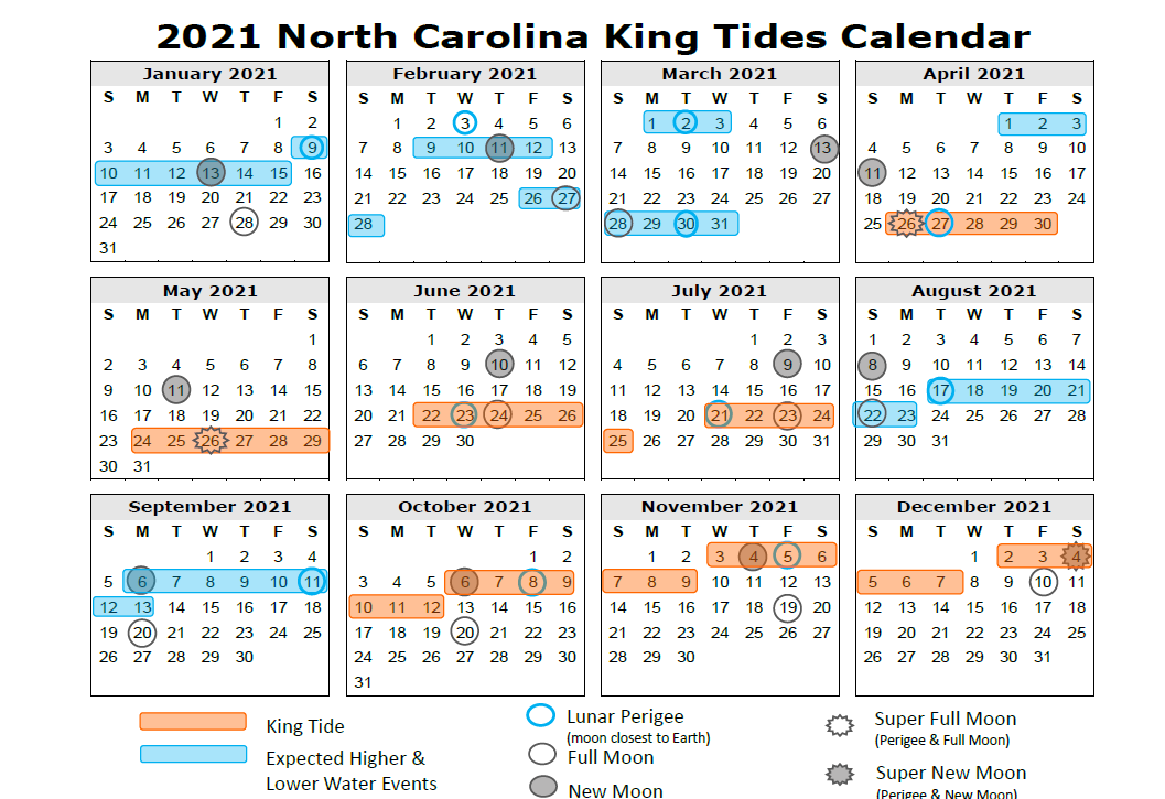 Pictures of Unc 2021 Calendar